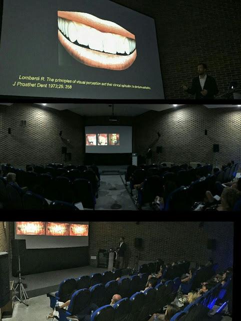 Foto 2 del artículo del Doctor Fernando de la Iglesia sobre Curso de Ortodoncia en el paciente adulto