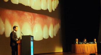Foto 1 del artículo del Doctor Fernando de la Iglesia sobre Comunicación en el Congreso Europeo de Ortodoncia Lingual (Atenas 2016)