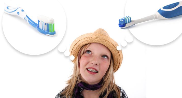 ortodoncia tres torres barcelona duda entre cepillo eléctrico o manual