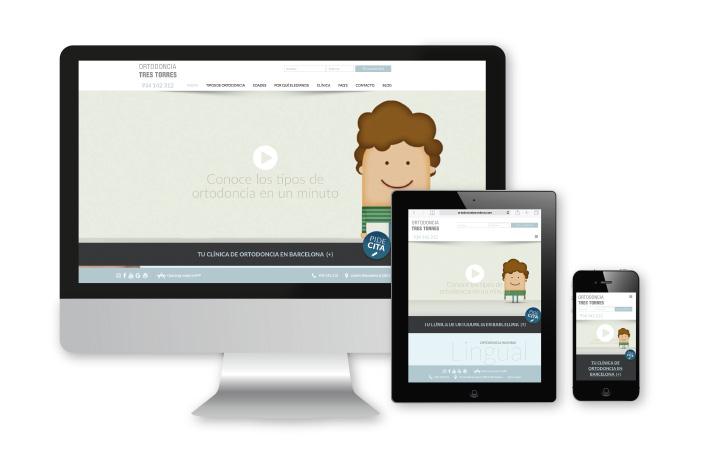 La nueva web de Ortodoncia Tres Torres Barcelona te cuenta todo lo que quieres saber sobre la ortodoncia y nadie te había explicado hasta ahora