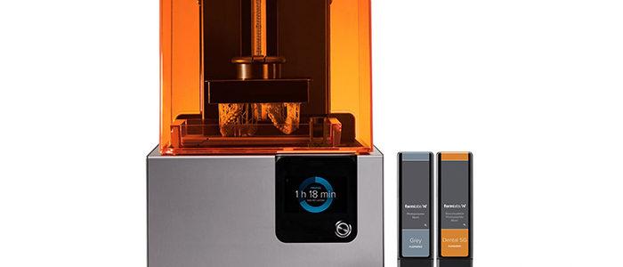 La tecnología de impresión 3D llega a la ortodoncia