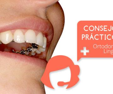 Consejos para los primeros días con ortodoncia lingual