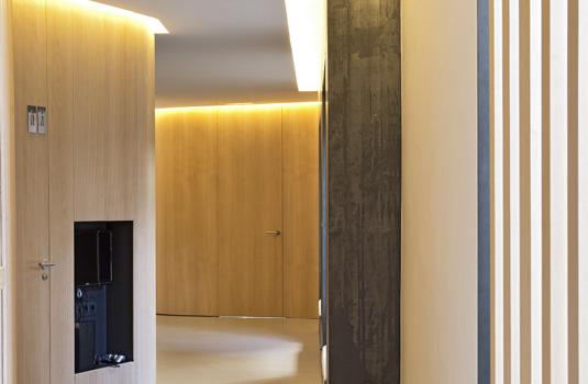 Ortodòncia Tres Torres Barcelona clínica sala espera