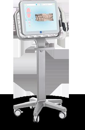 Orthodontics Tres Torres Barcelona i-tero3d scanner