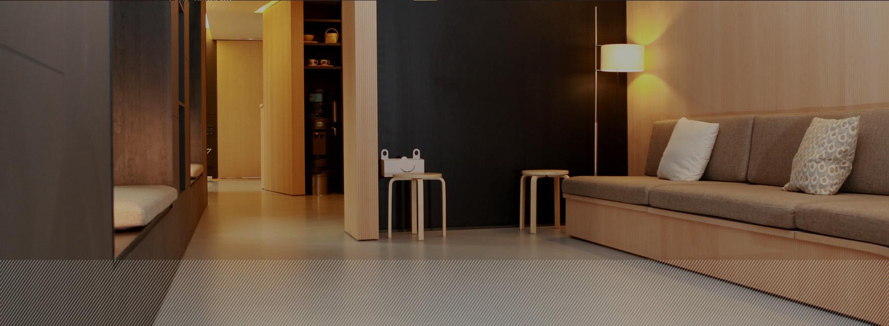 Ortodoncia Tres Torres Barcelona sala de espera