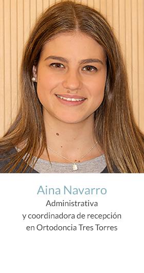 Equipo Invisalign - Aina Navarro