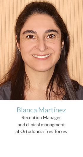 Equipo Invisalign - Blanca Martínez
