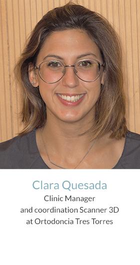 Equipo Invisalign - Clara Quesada