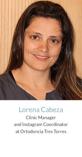 Equipo Invisalign - Lorena Cabeza